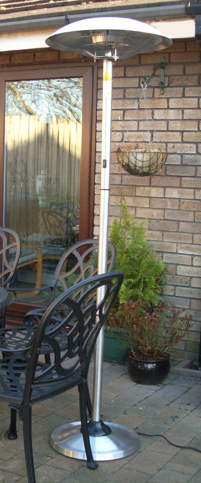 Outdoor Electric Patio Heater Reviews: Patio Heater